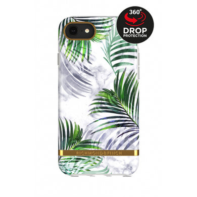 Richmond & Finch Freedom Series Apple iPhone 6/6S/7/8 White Marble Tropics