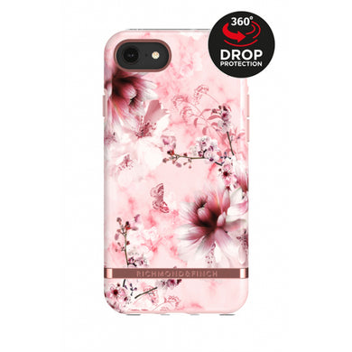 Richmond & Finch Freedom Series Apple iPhone 6/6S/7/8 Pink Marble Floral