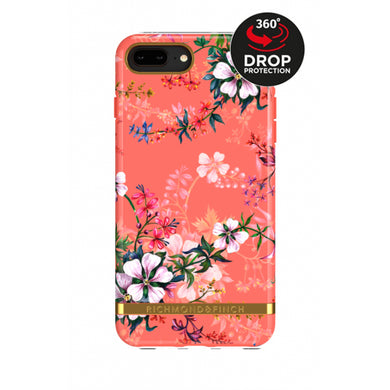 Richmond & Finch Freedom Series Apple iPhone 6/6S/7/8 Plus Coral Dreams