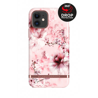 Richmond & Finch Freedom Series Apple iPhone 11 Pink Marble Floral