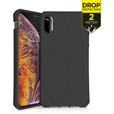 ITSKINS Level 2 FeroniaBio for Apple iPhone Xs Max Black