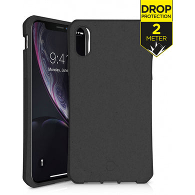 ITSKINS Level 2 FeroniaBio for Apple iPhone XR Black