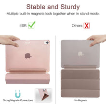 Load image into Gallery viewer, ESR Apple iPad Pro 11 2018 Case Yippee Rose Gold