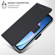 Load image into Gallery viewer, Just in Case Apple iPhone 11 Wallet Case Slimline - Black