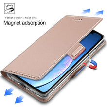 Load image into Gallery viewer, Just in Case Apple iPhone 11 Pro Max Wallet Case Slimline - Rose Gold