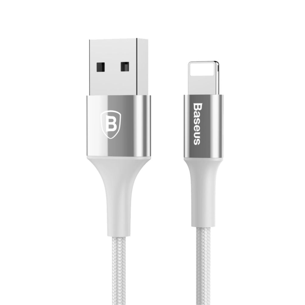 Lightning LED series cable - Silver