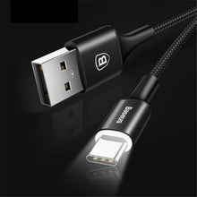 Load image into Gallery viewer, Type-C LED series cable - Black