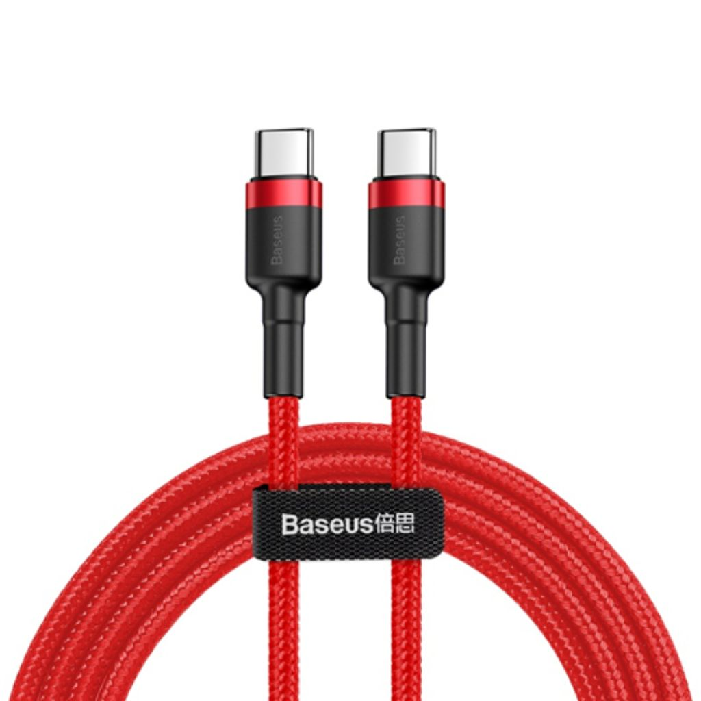 Type-C to Type-C cable - Red