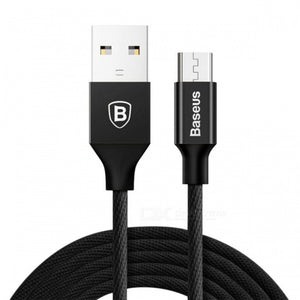 Micro USB Yiven series cable - Black