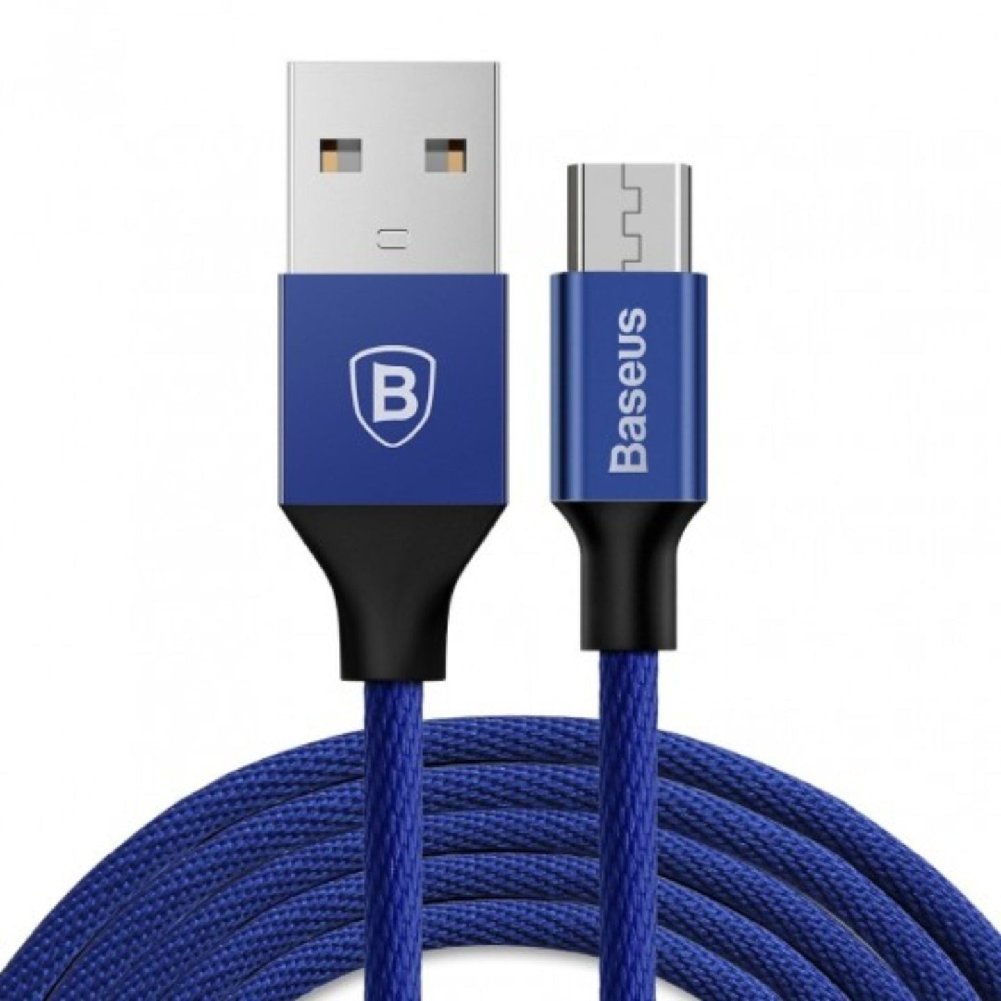 Micro USB Yiven series cable - Blue