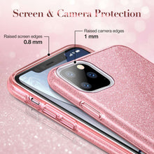Load image into Gallery viewer, ESR Apple iPhone 11 Pro Case MakeUP Rose Gold