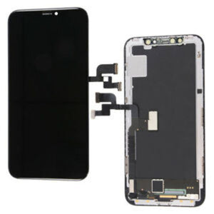 iPhone X - OLED Touchscreen - Black, (OEM Pulled)