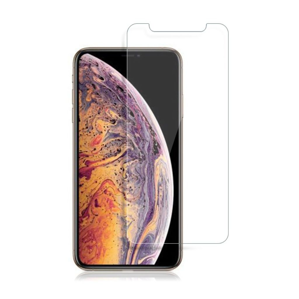 iPhone XR - 9H Tempered glass