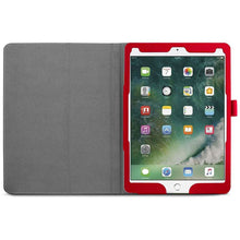 Load image into Gallery viewer, Just in Case Apple iPad Pro 10.5 (2017) Leather Protective Case (Red)