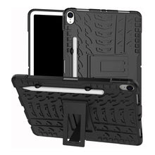 Load image into Gallery viewer, Just in Case Rugged Hybrid Apple iPad Pro 11 2018 Case (Black)