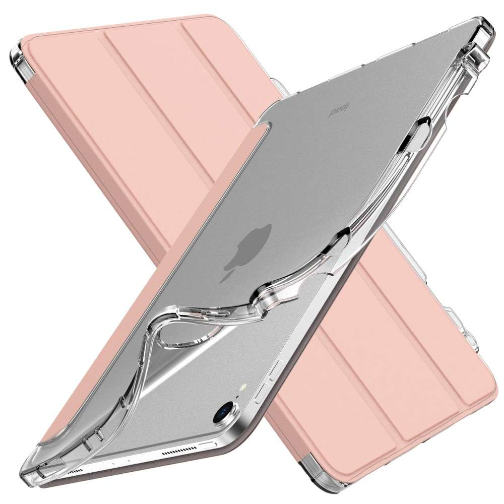 Just in Case Apple iPad Pro 11 2018 TPU Flip cover With Pen Slot (Pink)