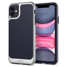 Load image into Gallery viewer, Spigen Neo Hybrid Case Apple iPhone 11 (Satin Silver) 076CS27195