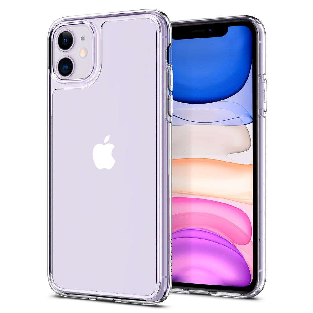 Spigen Quartz Hybrid Case Apple iPhone 11 (Clear) 076CS27187