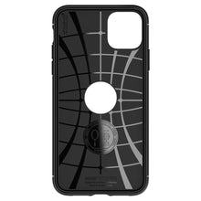 Load image into Gallery viewer, Spigen Rugged Armor Case Apple iPhone 11 (Black) 076CS27183