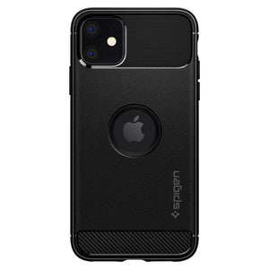 Spigen Rugged Armor Case Apple iPhone 11 (Black) 076CS27183