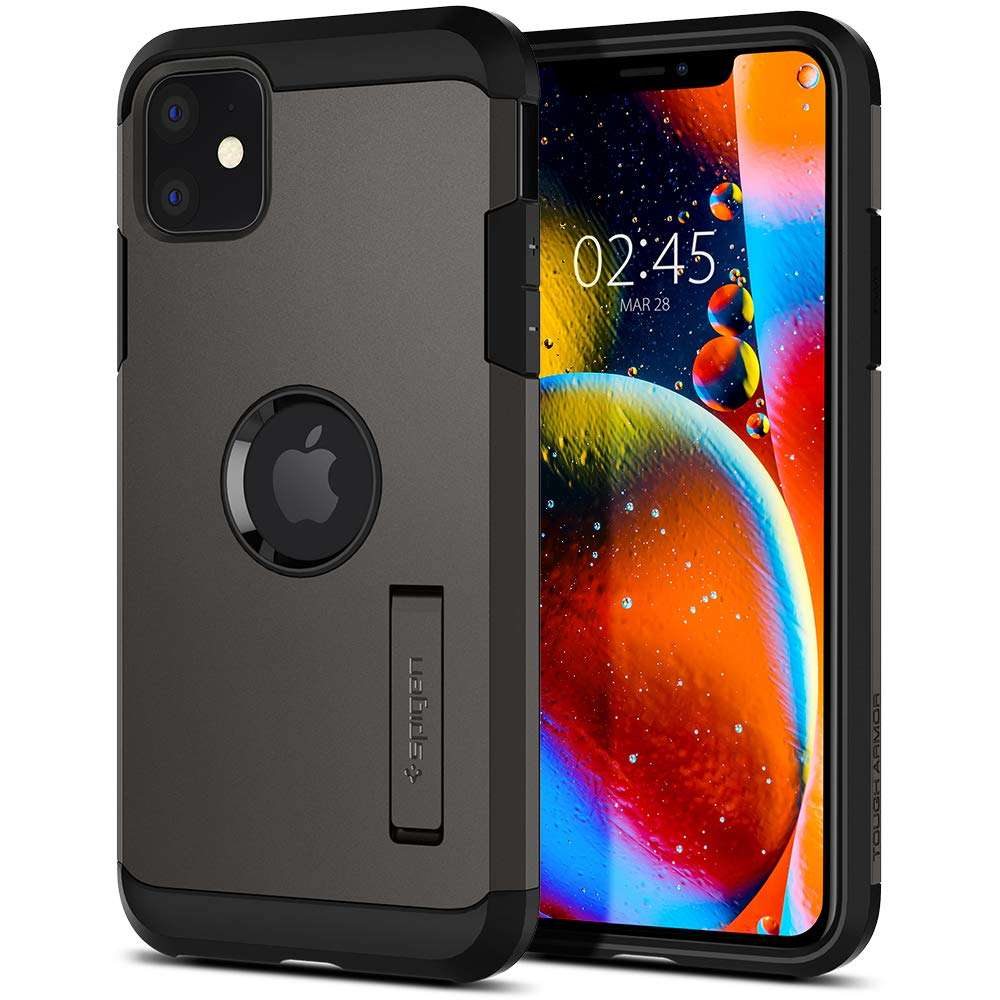 Spigen Tough Armor Case Apple iPhone 11 (Gunmetal) 076CS27189