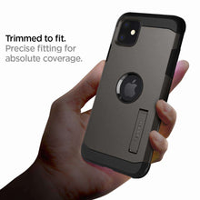 Load image into Gallery viewer, Spigen Tough Armor Case Apple iPhone 11 (Gunmetal) 076CS27189