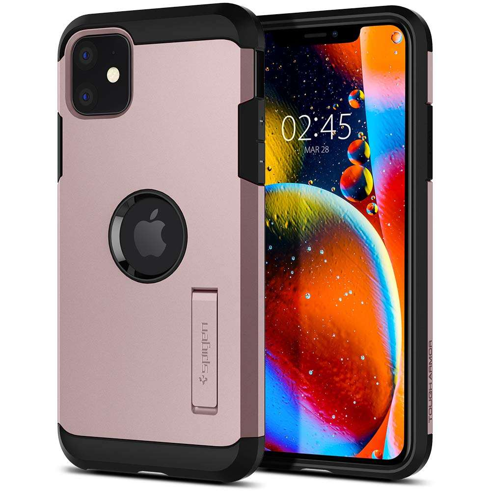 Spigen Tough Armor Case Apple iPhone 11 (Rose Gold) 076CS27192
