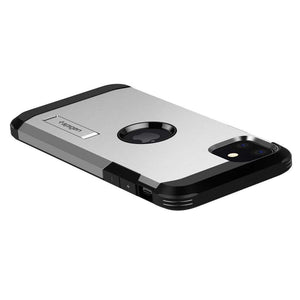 Spigen Tough Armor XP Case Apple iPhone 11 (Satin Silver) 076CS27440