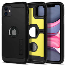 Load image into Gallery viewer, Spigen Tough Armor XP Case Apple iPhone 11 (Black) 076CS27439