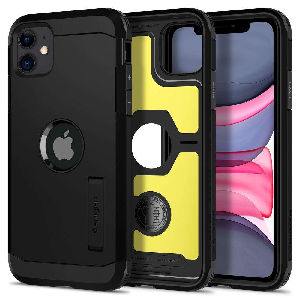 Spigen Tough Armor XP Case Apple iPhone 11 (Black) 076CS27439