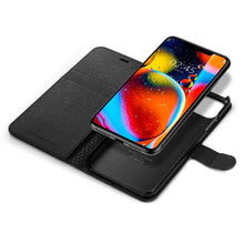 Load image into Gallery viewer, Spigen Wallet S Case Apple iPhone 11 (Black) - 076CS27197