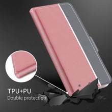 Load image into Gallery viewer, Just in Case Apple iPhone 11 Pro Fashion TPU Wallet Case - Rose Gold