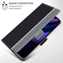 Load image into Gallery viewer, Just in Case Apple iPhone 11 Pro Fashion TPU Wallet Case - Black