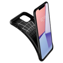 Load image into Gallery viewer, Spigen Liquid Air Apple iPhone 11 Pro Case (Black) 077CS27232