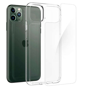 Spigen Quartz Hybrid Case Apple iPhone 11 Pro (Clear) 077CS27237