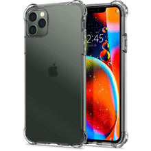 Load image into Gallery viewer, Spigen Rugged Crystal Case Apple iPhone 11 Pro (Clear)