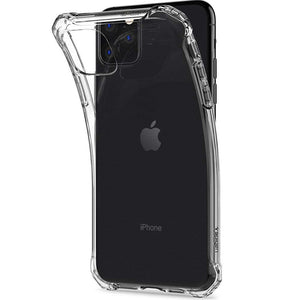 Spigen Rugged Crystal Case Apple iPhone 11 Pro (Clear)