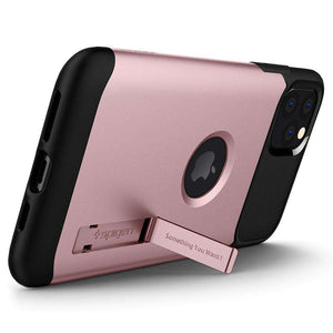 Spigen Slim Armor Apple iPhone 11 Pro Case (Rose Gold) - 077CS27101