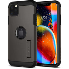 Load image into Gallery viewer, Spigen Tough Armor Case Apple iPhone 11 Pro (Gunmetal) 077CS27239