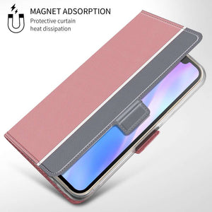 Fashion TPU Wallet cover voor Apple iPhone 11 Pro Max - Rose Goud