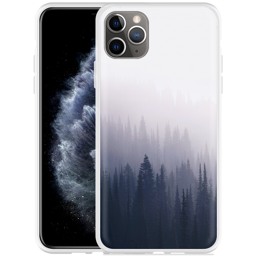 Apple iPhone 11 Pro Max Hoesje Dark Forest