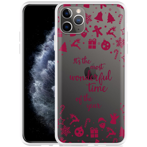 Apple iPhone 11 Pro Max Hoesje Most Wonderful Time