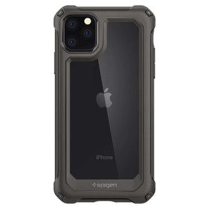Spigen Gauntlet Case Apple iPhone 11 Pro Max (Gunmetal) 075CS27496