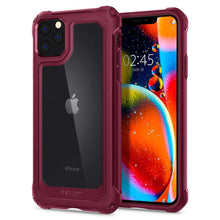 Load image into Gallery viewer, Spigen Gauntlet Case Apple iPhone 11 Pro Max (Iron Red) 075CS27498
