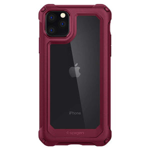Spigen Gauntlet Case Apple iPhone 11 Pro Max (Iron Red) 075CS27498