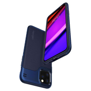 Spigen Hybrid NX Case Apple iPhone 11 Pro Max (Denim Blue) 075CS27046