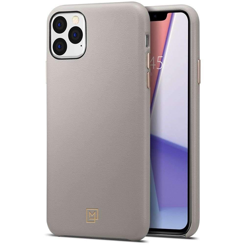 Spigen La Manon Calin Case Apple iPhone 11 Pro Max (Beige) - 075CS27065