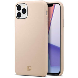 Spigen La Manon Calin Case Apple iPhone 11 Pro Max (Pale Pink) - 075CS27066