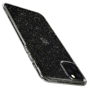 Spigen Liquid Crystal Glitter Case Apple iPhone 11 Pro Max (Clear) 075CS27131