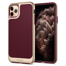 Load image into Gallery viewer, Spigen Neo Hybrid Case Apple iPhone 11 Pro Max (Burgundy) 075CS27148